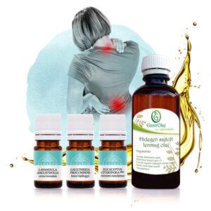 ízületi fájdalmak természetes módszer, illóolaj ízületi fájdalmak, olaj ízületi fájdalmak, hátfájás, derékfájás